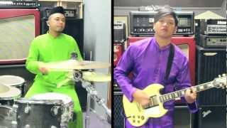 Download Selamat Hari Raya (Indra Shahrir Cover 2012) - Isk & Hosni with family & friends Mp3