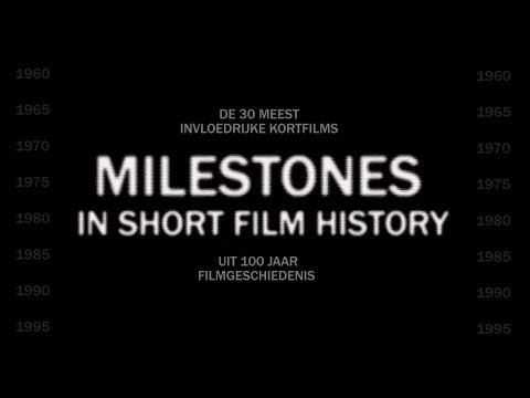 MILESTONES IN SHORT FILM HISTORY @ Cinema ZED
