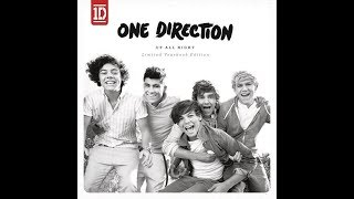 One Direction - Up All Night Full Album Yearbook Edition