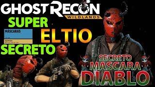 SECRETO EL TIO - COMO DESBLOQUEAR MASCARA DIABLO - GHOST RECON WILDLANDS