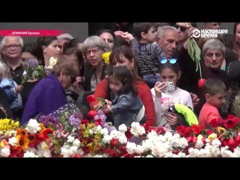 24 апреля – день памяти армян, убитых в 1915 году в Османской империи