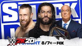 ROMAN REIGNS VS DANIEL BRAYAN   WWE 2K20 SMACKDWON