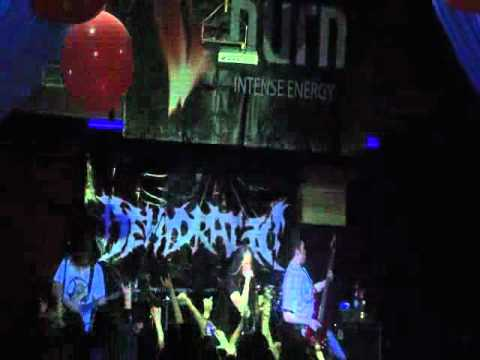 Dehydrated - Werewolf (Tomsk, 19.02.2012).mp4