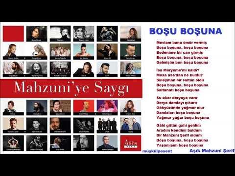Boşu Boşuna - Teoman - Mahzuni'ye Saygı (Şiir Cover)