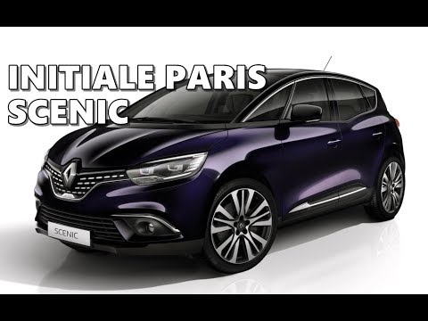 2017 renault scenic initiale paris youtube. Black Bedroom Furniture Sets. Home Design Ideas