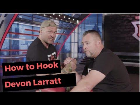 How To Hook Like Devon Larratt