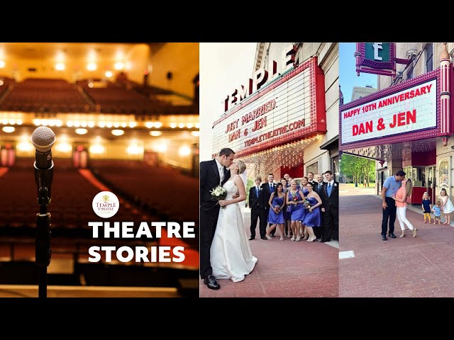 Theatre Stories - Jen