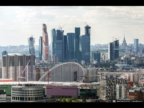 los rascacielos ms altos de europa
