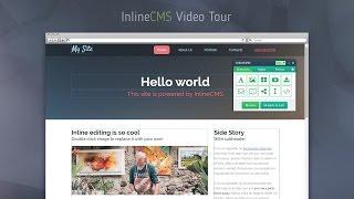 InlineCMS Video Tour