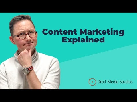 Content Marketing explained in 180 seconds