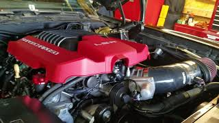 Video-Search for LSA SUPERCHARGER FOR CHEAP
