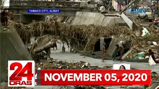 24 Oras Express: November 5, 2020 [HD]