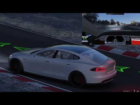 Assetto Corsa Tesla Model S (HBM) |
