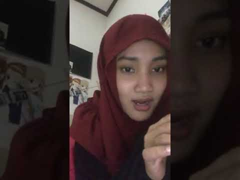 Pumped up Kicks - Fatin Shidqia (Cut instaLive 180917)