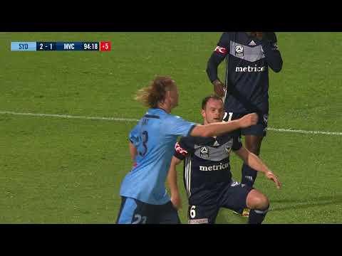 Hyundai A-League 2019/20: Round 6 - Sydney FC V Melbourne Victory (Full Game)
