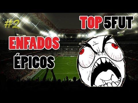 FIFA 14 | TOP 5 ENFADOS ÉPICOS | #2