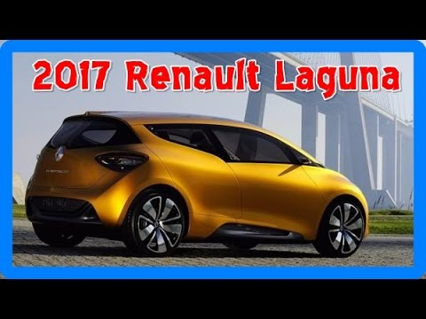 2017 renault laguna redesign interior and exterior youtube. Black Bedroom Furniture Sets. Home Design Ideas