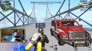 Epic Bridge Battle! (Rules of Survival: Battle Royale)