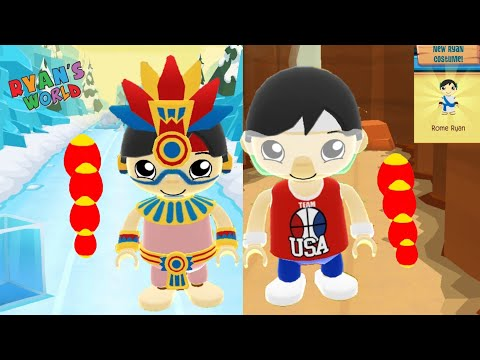 New USA RYAN Vs New MEXICO RYAN   TAG WITH RYAN   Combo Panda  Rome Ryan   U-PLAY