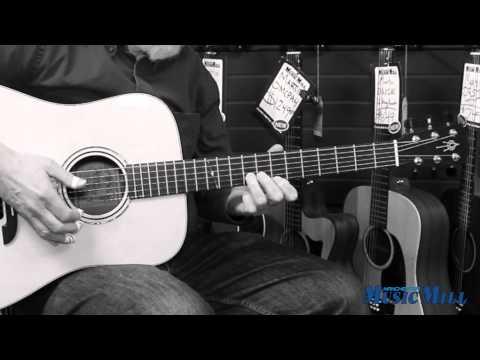 Alvarez DYM60 Acoustic Guitar DEMO - Manchester Music Mill
