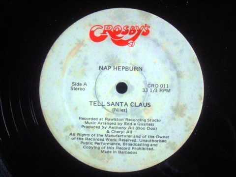 Chords For Nap Hepburn Tell Santa Claus