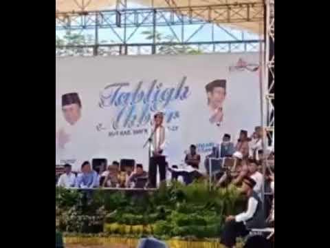 Trend Baca PUISI - Jamaah Tertawa Tau ARAHAN. Ustadz Abdul Somad Lc MA.