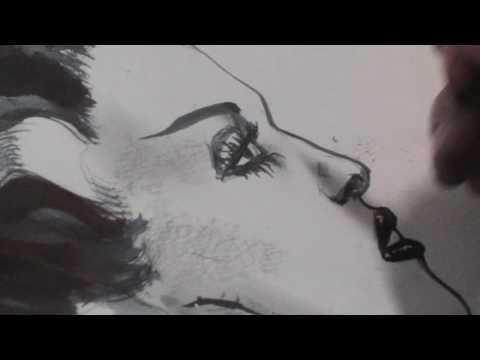The Collection - Simon Bisley Draws The Bride Of Frankenstein - East Coast Comicon  2016