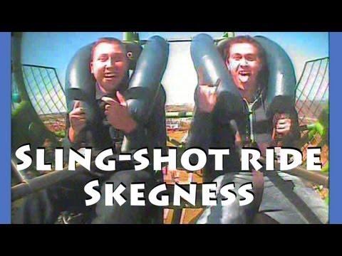 Joe & Dale - Slingshot Ride - Skegness