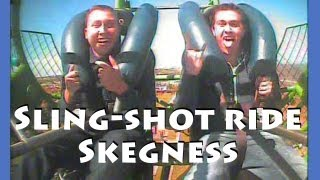 Joe & Dale - Slingshot Ride - Skegness
