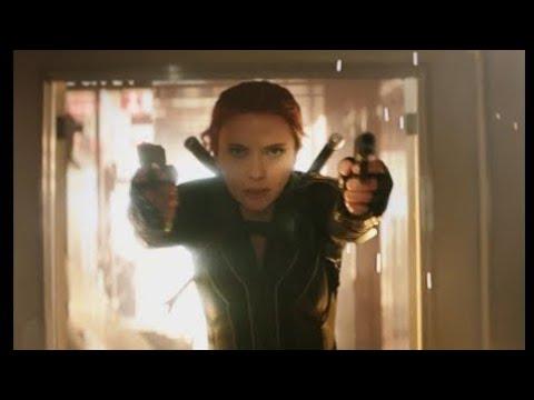 Чёрная Вдова - специальный ролик (2020)