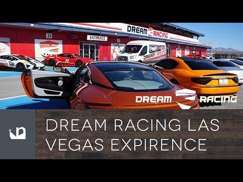 Dream Racing Las Vegas Experience