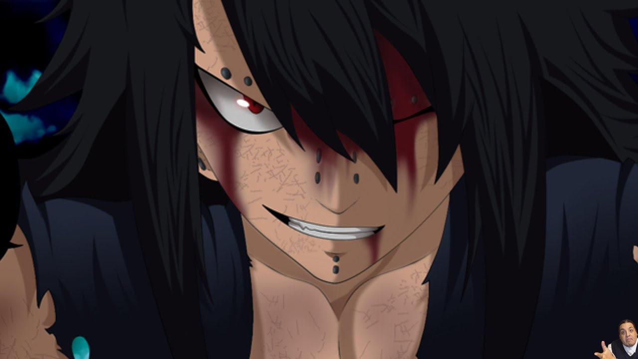 fairy tail 397 manga chapter ������� review gajeel vs