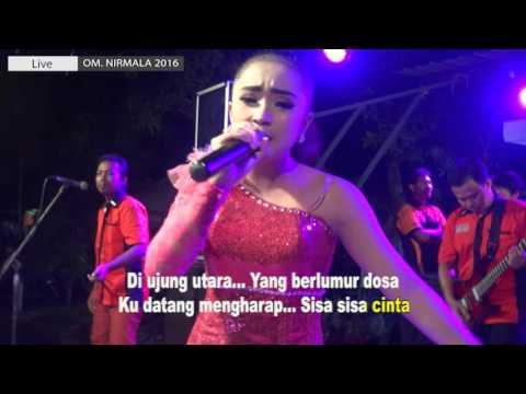 Hitam Duniamu Putih Cintaku Karaoke NIRMALA 2016