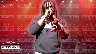 Chief Keef: Up Close & Personal