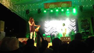 "Alkaline - ""Live Life"" - The Big Show (Q West) - Grenada"