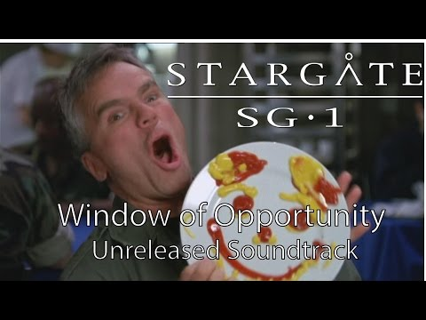 Stargate SG-1 | Window of Opportunity Suite | Unreleased Soundtrack