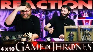 Game of Thrones 4x10 REACTION!!