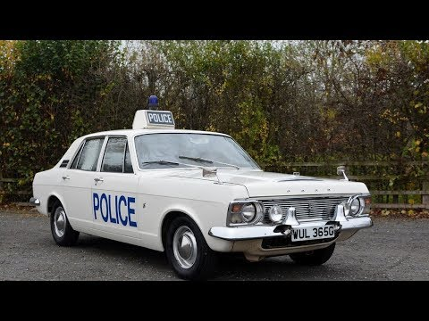 Top 7 Classic Police Cars in UK. History of Police Cars. Amazing Police Cars. British Police Cars