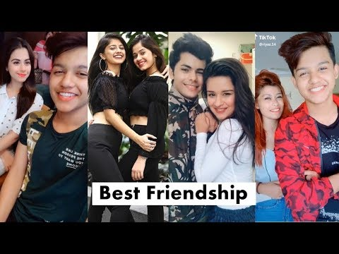 Friendship Tiktok Videos | Jannat, Arishfa, Lucky, Riyaz, Avneet, Riza And More | Being Viral