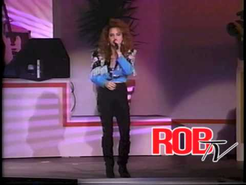 Shelly Lares 12th Annual Tejano Music Awards2nd performance robtv