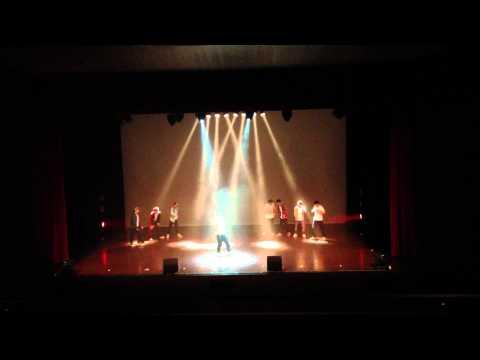 Oriental Super Nine guest performance @CUAP 2012