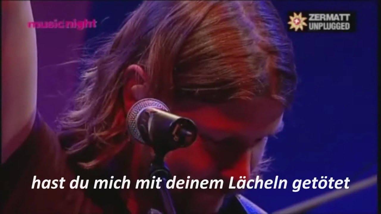 Tonight Deutsch