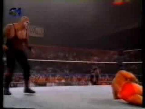 Papa Shango vs Jim Powers