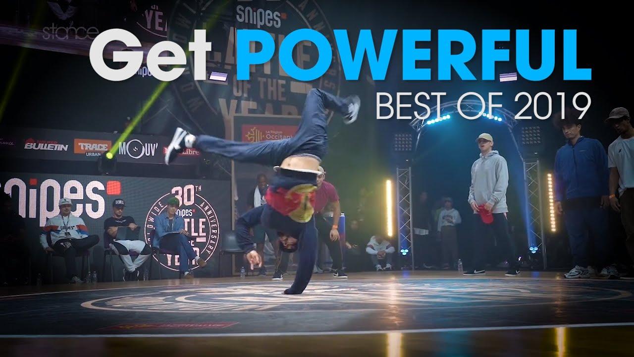 Best POWERMOVES 2019 // .stance