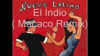 Los de Abajo - El Indio [Macaco Remix] Nuevo Latino