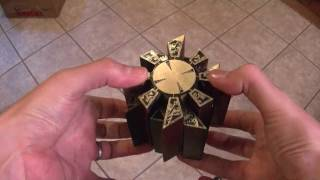 Etching A Lament Configuration Puzzle Box
