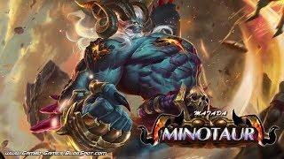 Heroes Arena 5v5: New Hero - Minotaur Desecrator of Eternity Gameplay Android/iOS
