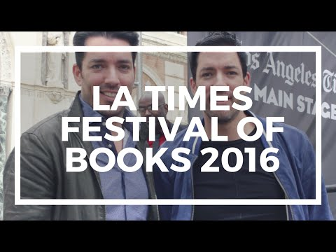 Los Angeles Times Festival of Books 2016