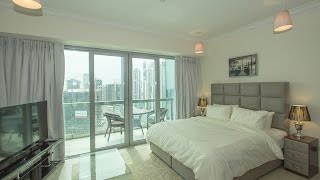 Fully Furnished Studio in 8 Boulevard Walk, Downtown Dubai