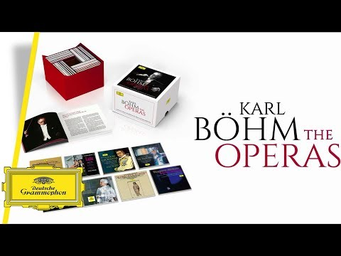 Karl Böhm - The Operas - Complete Vocal Recordings on DG (Trailer)
